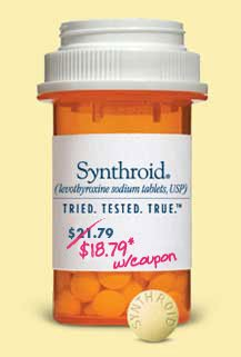 Hypothyroidism dosage